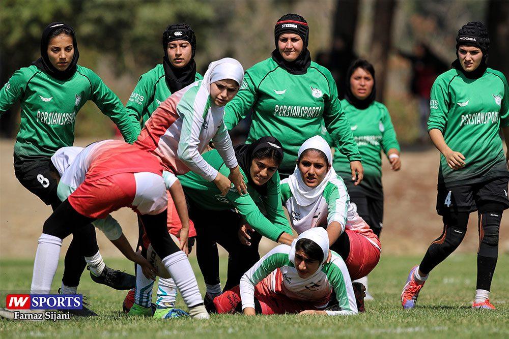 مسابقات راگبی بانوان قهرمانی کشور 10 1000x667 گزارش تصویری   مسابقات راگبی بانوان کشور در تهران