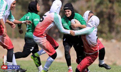 مسابقات راگبی بانوان قهرمانی کشور 11 400x240 گزارش تصویری | مسابقات راگبی بانوان کشور در تهران