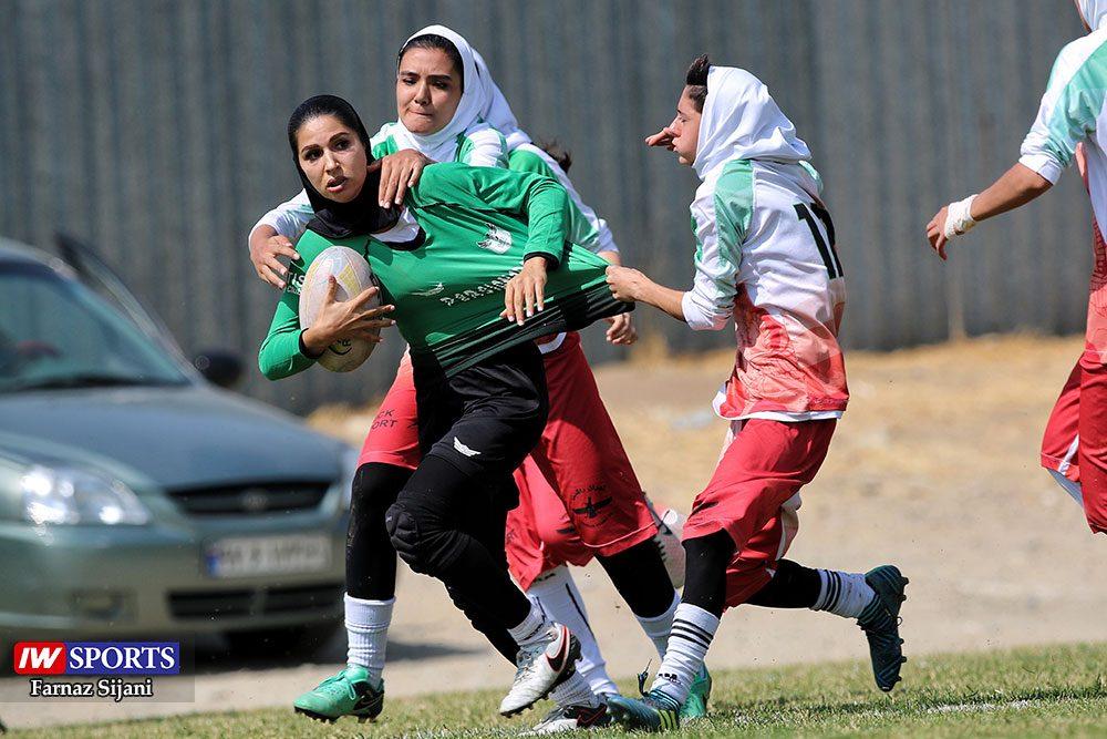 مسابقات راگبی بانوان قهرمانی کشور 12 1000x667 گزارش تصویری | مسابقات راگبی بانوان کشور در تهران