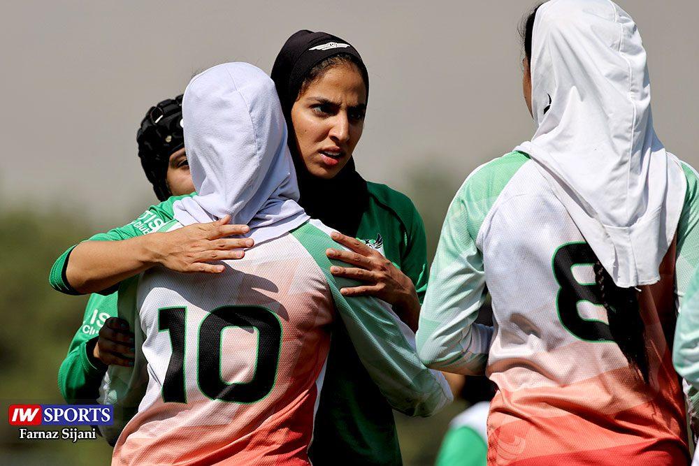 مسابقات راگبی بانوان قهرمانی کشور 14 1000x667 گزارش تصویری | مسابقات راگبی بانوان کشور در تهران