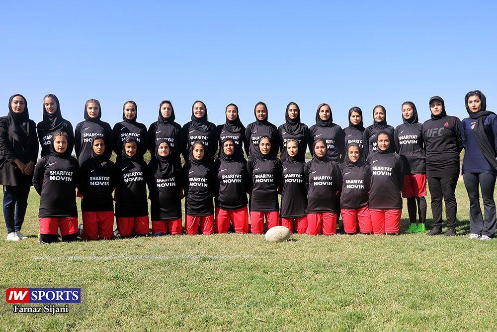 مسابقات راگبی بانوان قهرمانی کشور 17 1000x667 گزارش تصویری | مسابقات راگبی بانوان کشور در تهران