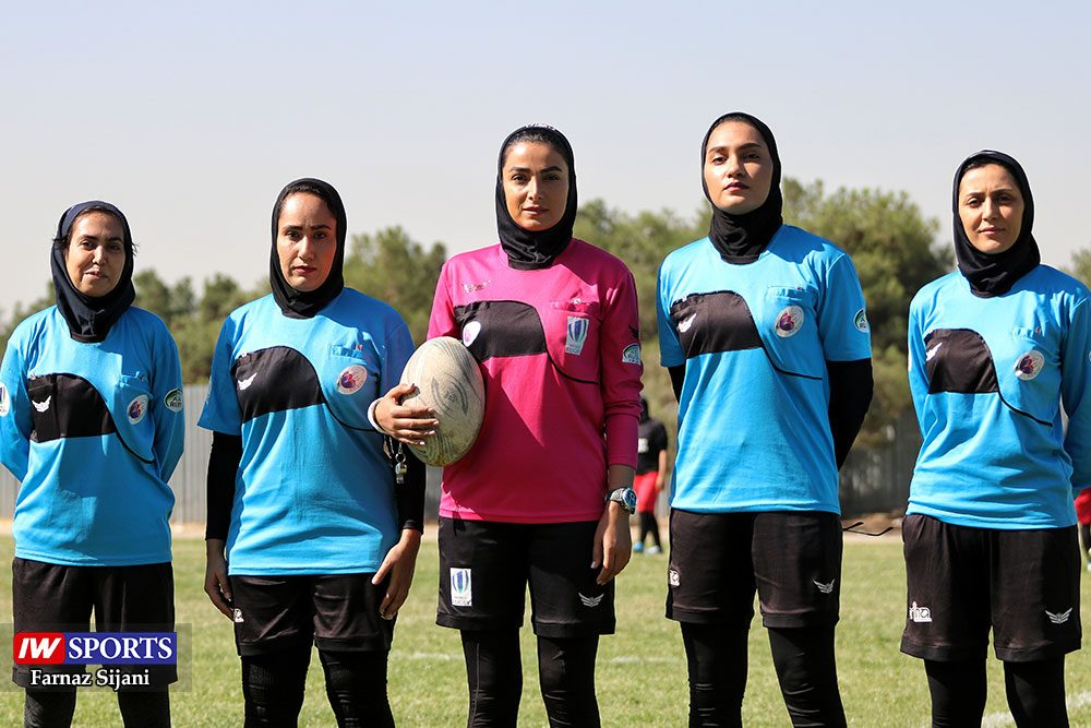 مسابقات راگبی بانوان قهرمانی کشور 18 1000x667 گزارش تصویری | مسابقات راگبی بانوان کشور در تهران