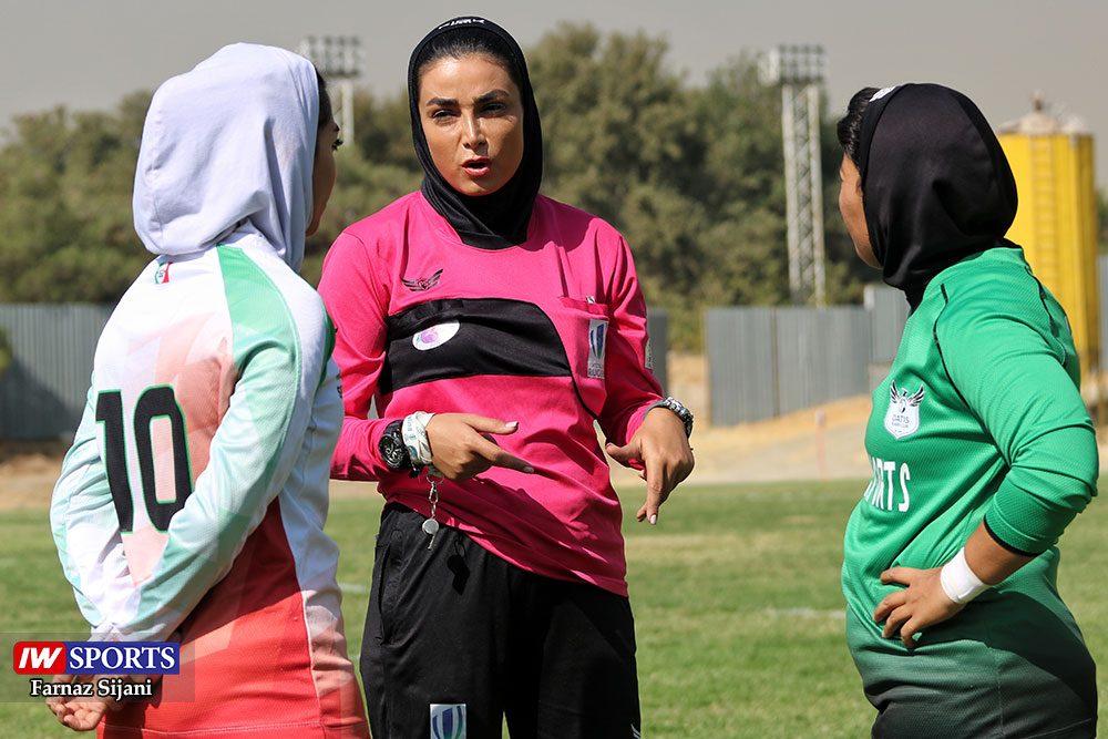 مسابقات راگبی بانوان قهرمانی کشور 2 1000x667 گزارش تصویری   مسابقات راگبی بانوان کشور در تهران