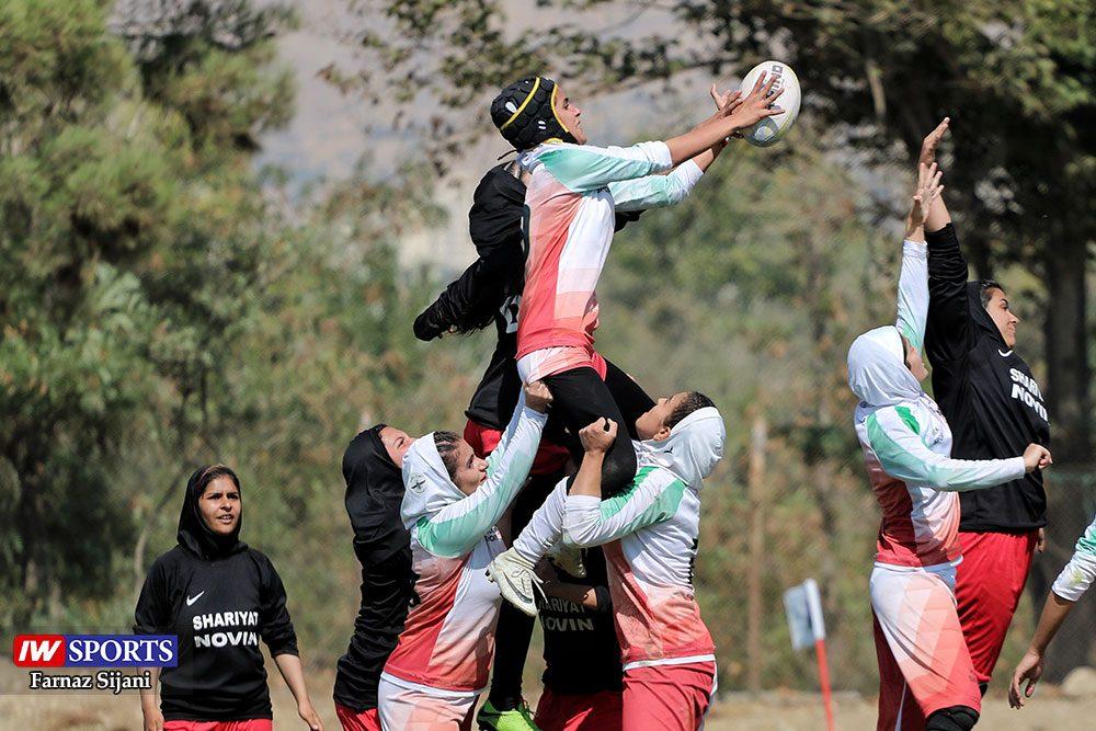مسابقات راگبی بانوان قهرمانی کشور 32 1000x667 گزارش تصویری | مسابقات راگبی بانوان کشور در تهران