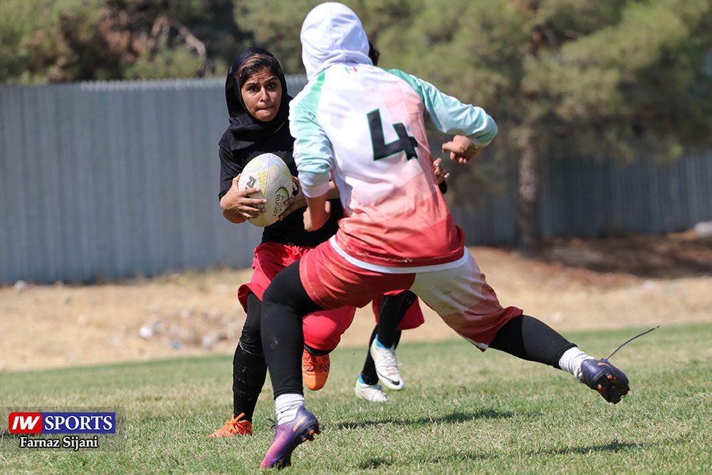 مسابقات راگبی بانوان قهرمانی کشور 33 1000x667 گزارش تصویری   مسابقات راگبی بانوان کشور در تهران