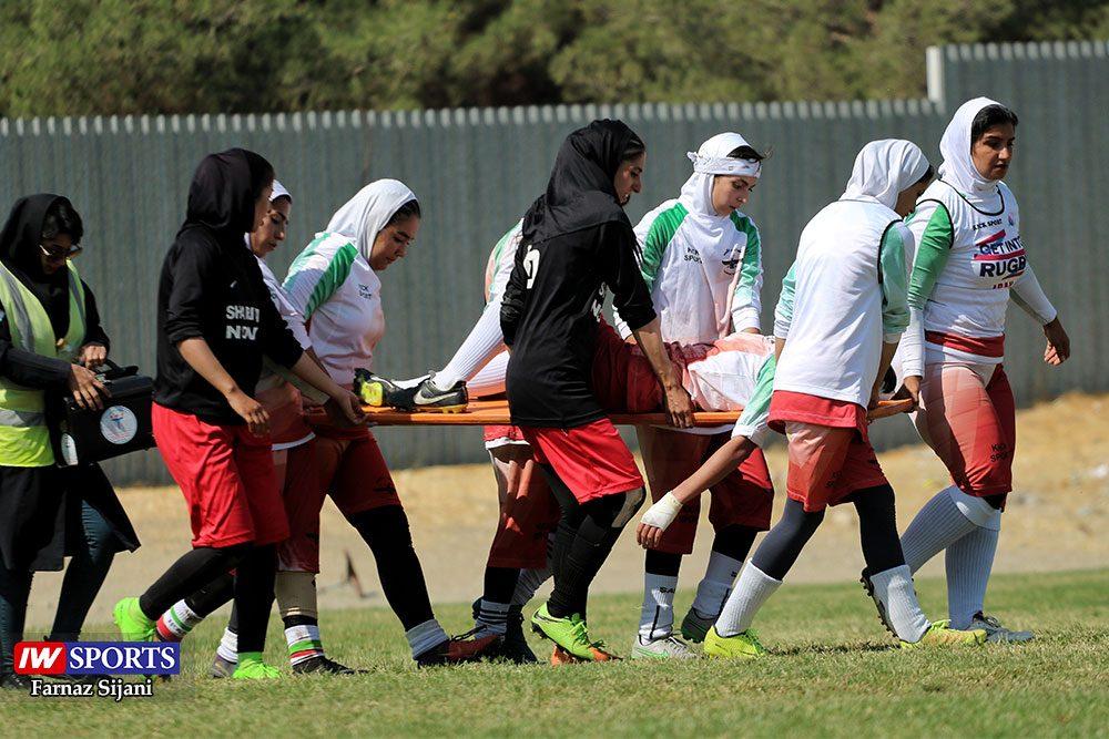 مسابقات راگبی بانوان قهرمانی کشور 35 1000x667 گزارش تصویری   مسابقات راگبی بانوان کشور در تهران