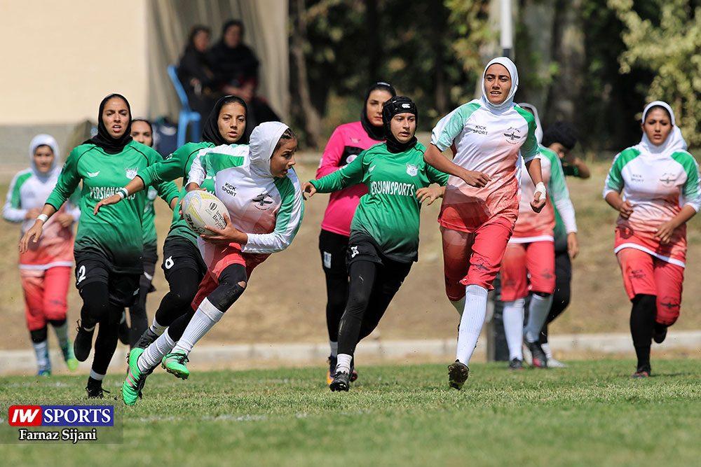 مسابقات راگبی بانوان قهرمانی کشور 4 1000x667 گزارش تصویری | مسابقات راگبی بانوان کشور در تهران