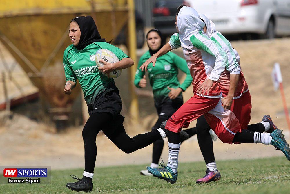 مسابقات راگبی بانوان قهرمانی کشور 6 1000x667 گزارش تصویری | مسابقات راگبی بانوان کشور در تهران
