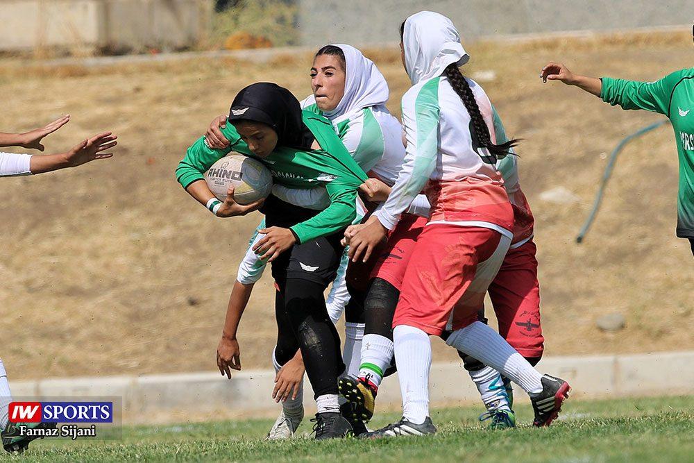مسابقات راگبی بانوان قهرمانی کشور 9 1000x667 گزارش تصویری | مسابقات راگبی بانوان کشور در تهران