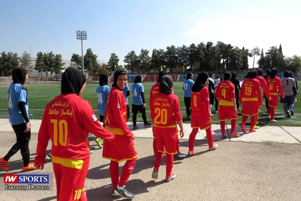 برنامه ۲ هفته آغازین لیگ برتر فوتبال بانوان