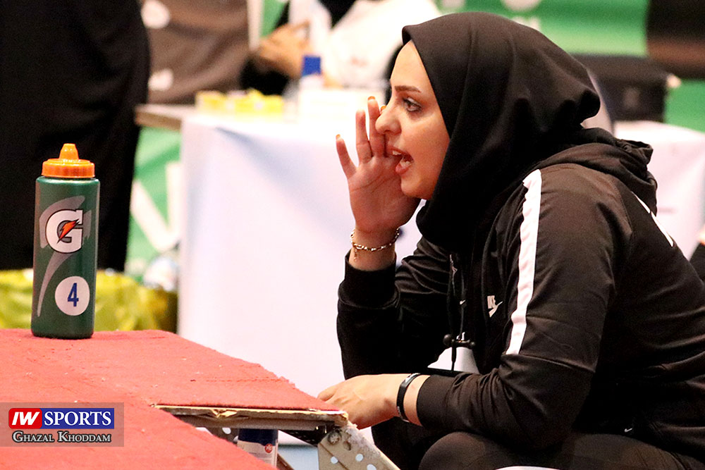 فاطمه نورملکی : فتح صدر البرز همچنان برای قهرمانی مصمم است