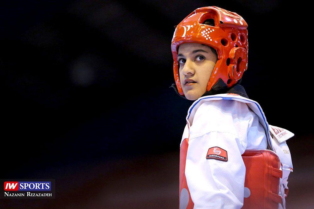هفته اول و دوم لیگ تکواندو بانوان Iran Womens Taekwondo K League 1 1000x667 گزارش تصویری | هفته اول و دوم لیگ تکواندوی بانوان جام کوثر