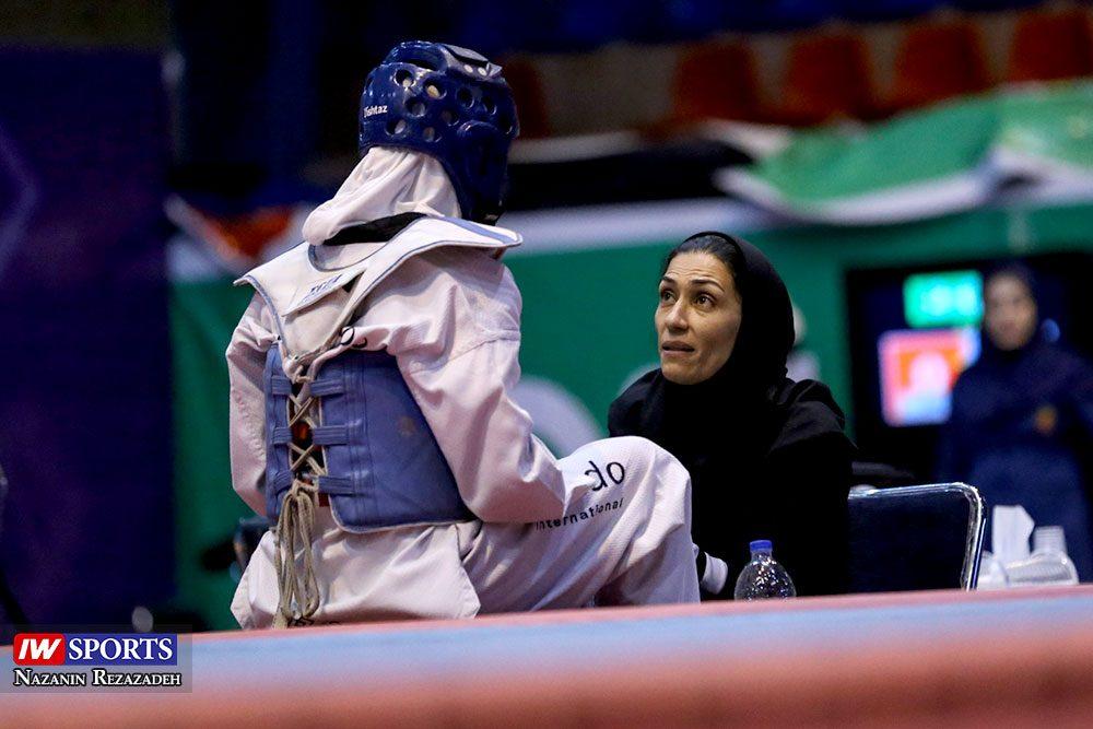 هفته اول و دوم لیگ تکواندو بانوان Iran Womens Taekwondo K League 11 1000x667 گزارش تصویری | هفته اول و دوم لیگ تکواندوی بانوان جام کوثر