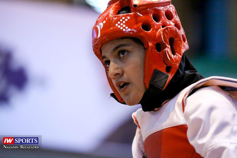 هفته اول و دوم لیگ تکواندو بانوان Iran Womens Taekwondo K League 16 1000x667 گزارش تصویری | هفته اول و دوم لیگ تکواندوی بانوان جام کوثر