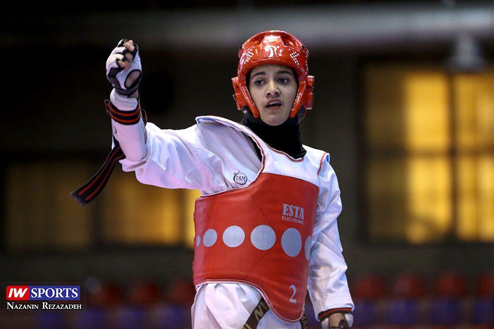 هفته اول و دوم لیگ تکواندو بانوان Iran Womens Taekwondo K League 17 1000x667 گزارش تصویری | هفته اول و دوم لیگ تکواندوی بانوان جام کوثر
