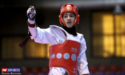 هفته اول و دوم لیگ تکواندو بانوان Iran Womens Taekwondo K League 17 400x240 گزارش تصویری | هفته اول و دوم لیگ تکواندوی بانوان جام کوثر