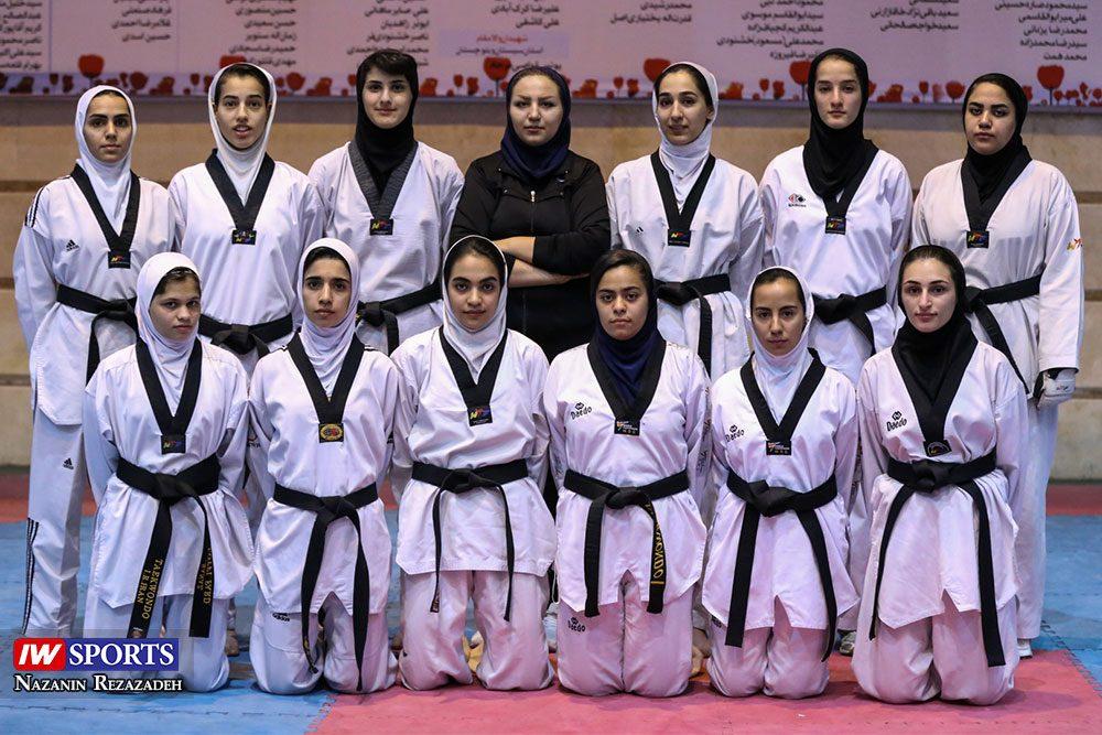 هفته اول و دوم لیگ تکواندو بانوان Iran Womens Taekwondo K League 2 1000x667 گزارش تصویری | هفته اول و دوم لیگ تکواندوی بانوان جام کوثر