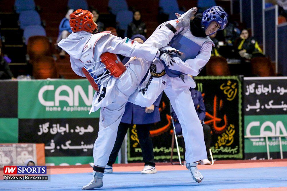 هفته اول و دوم لیگ تکواندو بانوان Iran Womens Taekwondo K League 3 1000x667 گزارش تصویری | هفته اول و دوم لیگ تکواندوی بانوان جام کوثر