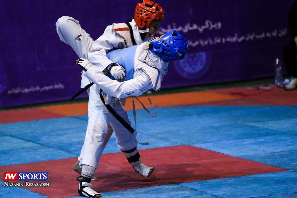 هفته اول و دوم لیگ تکواندو بانوان Iran Womens Taekwondo K League 5 1000x667 گزارش تصویری | هفته اول و دوم لیگ تکواندوی بانوان جام کوثر