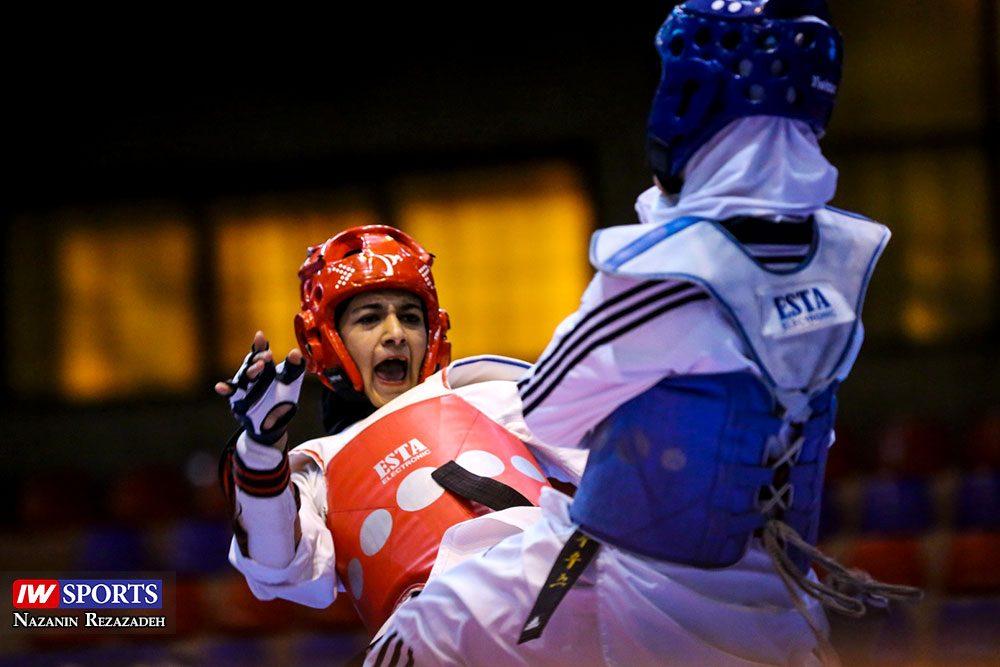 هفته اول و دوم لیگ تکواندو بانوان Iran Womens Taekwondo K League 6 1000x667 گزارش تصویری | هفته اول و دوم لیگ تکواندوی بانوان جام کوثر
