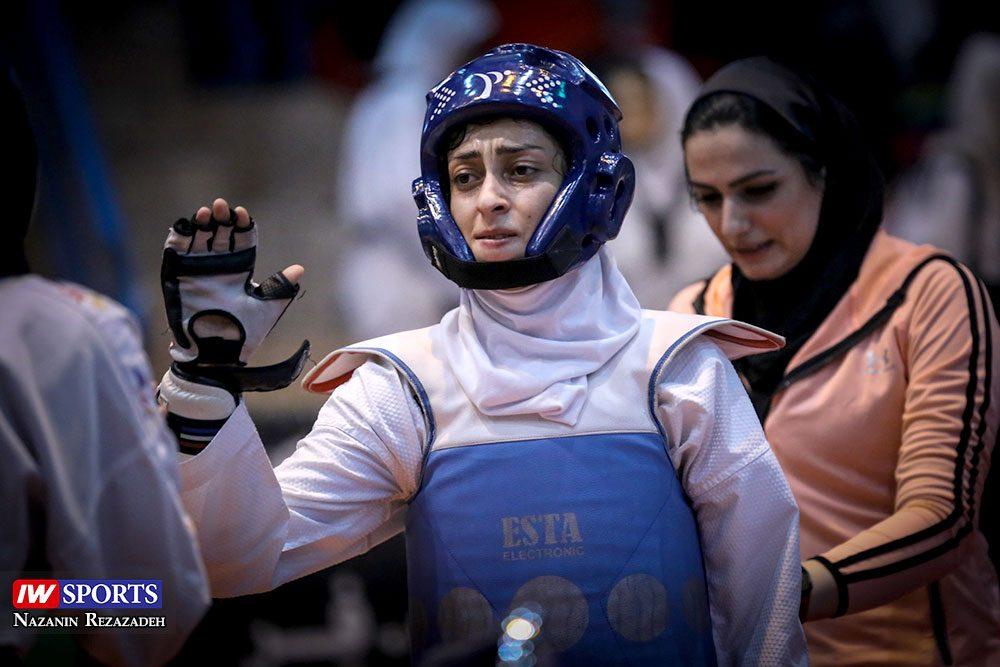 هفته اول و دوم لیگ تکواندو بانوان Iran Womens Taekwondo K League 7 1000x667 گزارش تصویری | هفته اول و دوم لیگ تکواندوی بانوان جام کوثر
