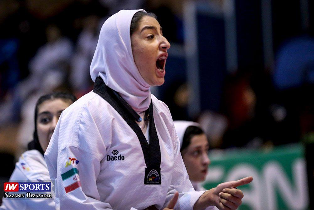 هفته اول و دوم لیگ تکواندو بانوان Iran Womens Taekwondo K League 9 1000x667 گزارش تصویری | هفته اول و دوم لیگ تکواندوی بانوان جام کوثر