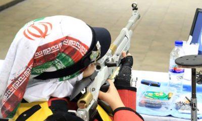 13970913000161 Test PhotoN 400x240 برنامه رقابت ساره جوانمردی و سمیرا ارم و رقیه شجاعی در پارا تیراندازی قهرمانی جهان
