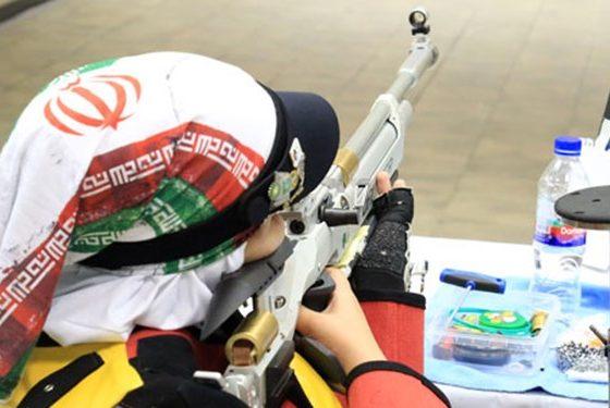 13970913000161 Test PhotoN 560x375 برنامه رقابت ساره جوانمردی و سمیرا ارم و رقیه شجاعی در پارا تیراندازی قهرمانی جهان