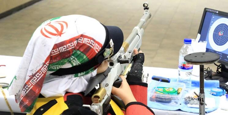 برنامه رقابت ساره جوانمردی و سمیرا ارم و رقیه شجاعی در پارا تیراندازی قهرمانی جهان