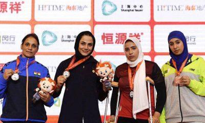 3275393 400x240 مریم هاشمی : برای ششمین طلا می جنگم    قصد خداحافظی از تیم ملی را ندارم