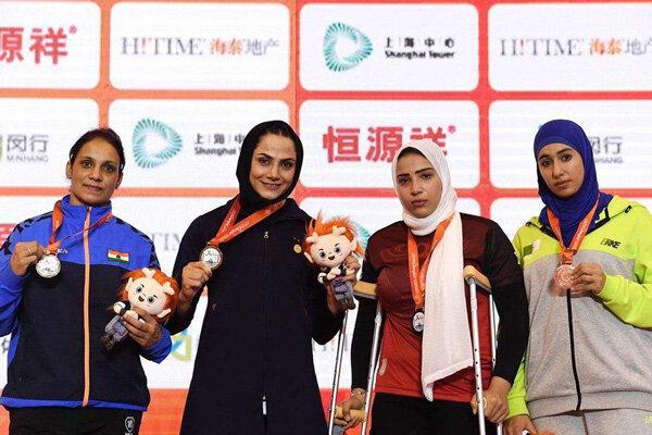 مریم هاشمی : برای ششمین طلا می جنگم  | قصد خداحافظی از تیم ملی را ندارم
