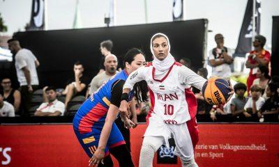 57896127 400x240 کیمیا یزدیان : در ایران یک زمین استاندارد بسکتبال سه نفره برای تمرین هم نداریم
