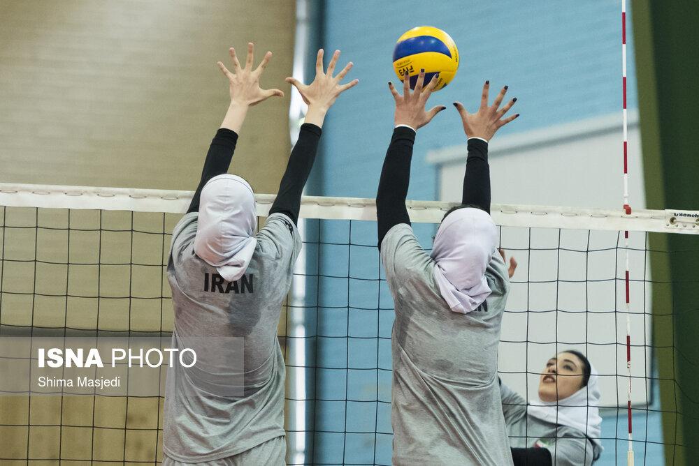 بانوی والیبالیست ایران در آستانه لژیونر شدن