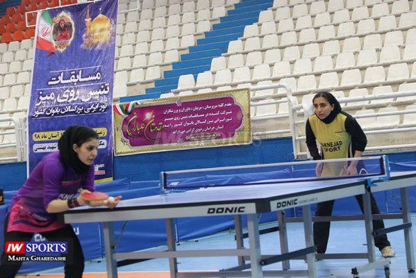 تور تنیس روی میز بزرگسالان کشور در مشهد آبان ۹۸ 1 599x400 گزارش تصویری | مرحله دوم تور تنیس روی میز بانوان در مشهد