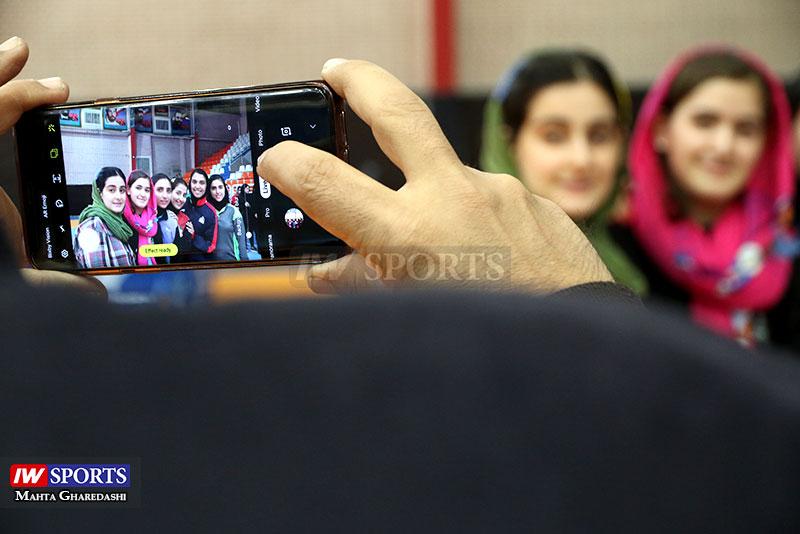 گزارش تصویری | مرحله دوم تور تنیس روی میز بانوان در مشهد