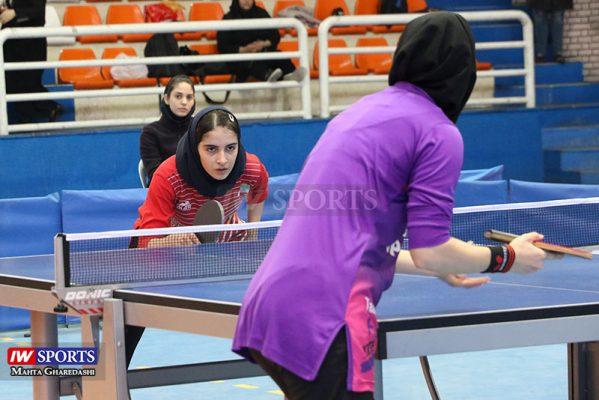 تور تنیس روی میز بزرگسالان کشور در مشهد آبان ۹۸ 2 599x400 گزارش تصویری | مرحله دوم تور تنیس روی میز بانوان در مشهد