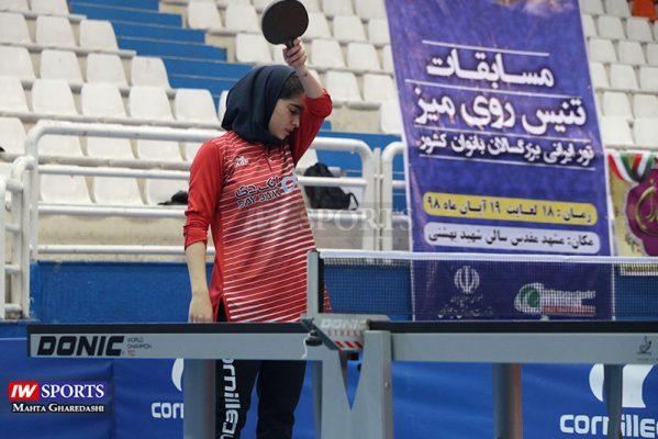 تور تنیس روی میز بزرگسالان کشور در مشهد آبان ۹۸ 6 599x400 گزارش تصویری | مرحله دوم تور تنیس روی میز بانوان در مشهد