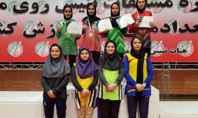 دور دوم تور تنیس روی میز جوانان کشور در اصفهان 400x240 مرحله دوم تور تنیس روی میز جوانان   قهرمانی شیما صفایی با کامبک در فینال