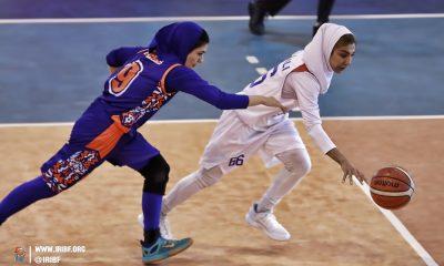 ساغر آجیلی گروه بهمن و آویژه صنعت پارسا مشهد 400x240 هفته ششم لیگ برتر بسکتبال | ادامه روند موفق مدعیان و شکست تلخ شیرازیها