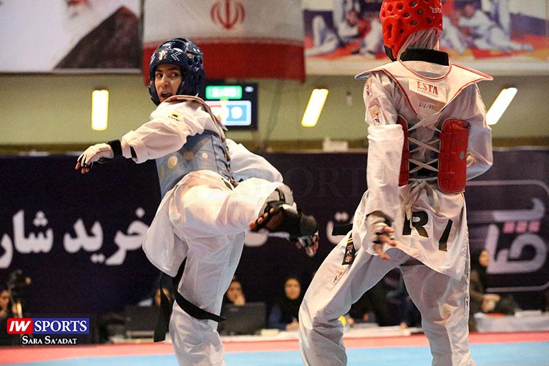 نگار اسماعیلی از تکواندو خداحافظی کرد | روزهای پروداع ورزش ایران