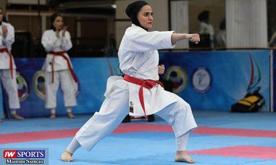 مهسا افسانه در سوپر لیگ کاراته بانوان 4 400x240 بازگشت رویایی مهسا افسانه؛ کاتاروی ایران در رده بندی کاراته وان دوبی