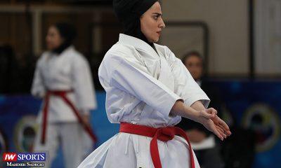 مهسا افسانه در سوپر لیگ کاراته بانوان 7 400x240 کاراته وان دوبی | مهسا افسانه با رتبه چهارم به کار خود پایان داد