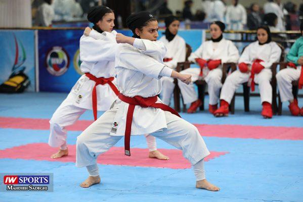 هفته اول و دوم سوپر لیگ کاراته بانوان 1 599x400 گزارش تصویری | هفته اول و دوم سوپر لیگ کاراته بانوان