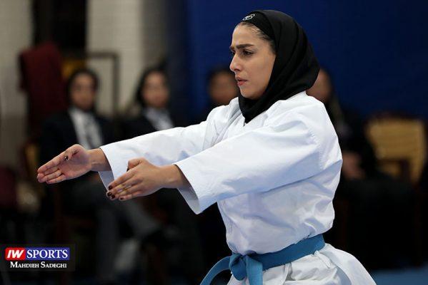 هفته اول و دوم سوپر لیگ کاراته بانوان 10 599x400 گزارش تصویری | هفته اول و دوم سوپر لیگ کاراته بانوان