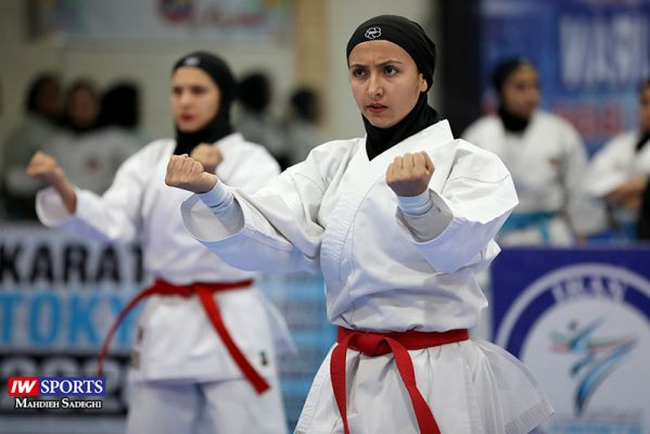 هفته اول و دوم سوپر لیگ کاراته بانوان 11 599x400 گزارش تصویری | هفته اول و دوم سوپر لیگ کاراته بانوان