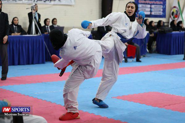 هفته اول و دوم سوپر لیگ کاراته بانوان 14 599x400 گزارش تصویری | هفته اول و دوم سوپر لیگ کاراته بانوان