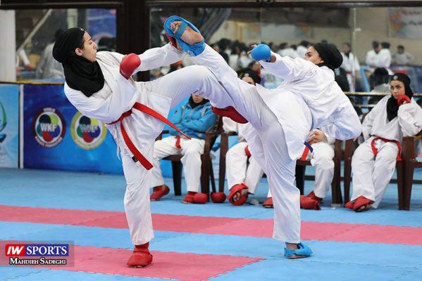 هفته اول و دوم سوپر لیگ کاراته بانوان 17 599x400 گزارش تصویری | هفته اول و دوم سوپر لیگ کاراته بانوان
