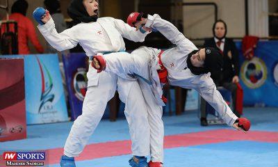 هفته اول و دوم سوپر لیگ کاراته بانوان 19 400x240 گزارش تصویری | هفته اول و دوم سوپر لیگ کاراته بانوان