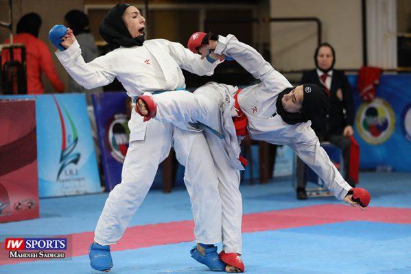 هفته اول و دوم سوپر لیگ کاراته بانوان 19 599x400 گزارش تصویری | هفته اول و دوم سوپر لیگ کاراته بانوان
