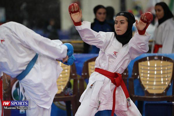 هفته اول و دوم سوپر لیگ کاراته بانوان 20 599x400 گزارش تصویری | هفته اول و دوم سوپر لیگ کاراته بانوان